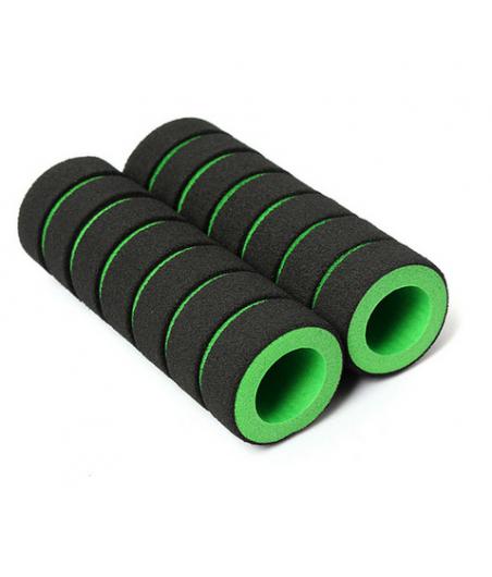 Gripy pěnové zelené