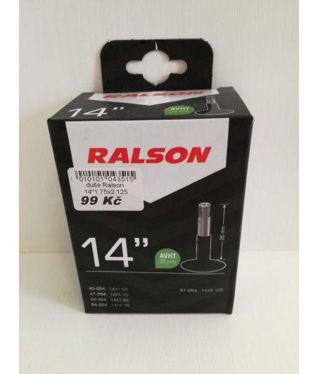14x1.75/2.125 duše Ralson AV